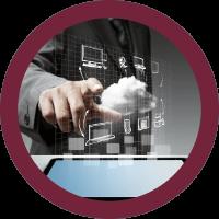 hébergement de données et d'applications