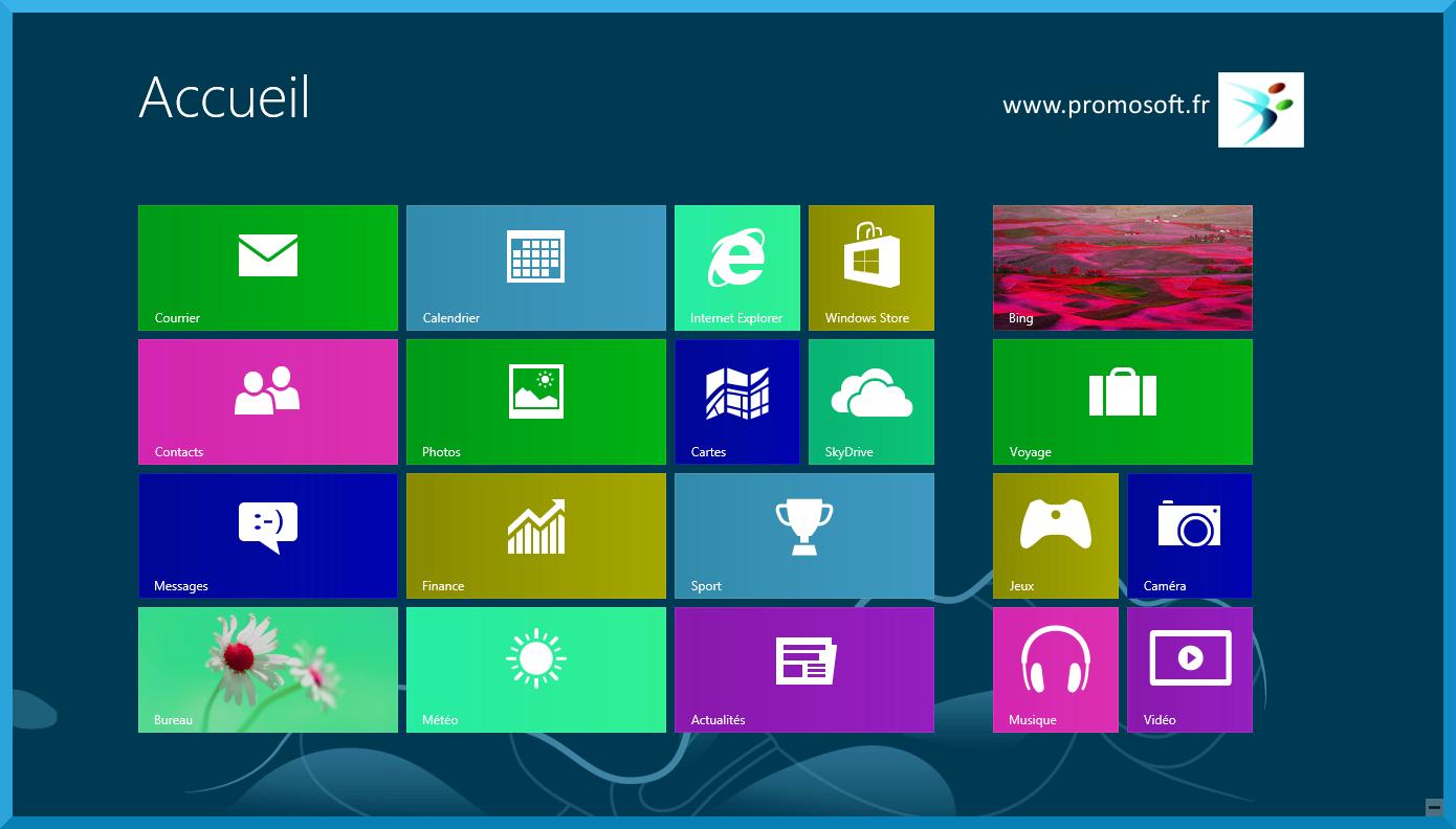 Windows 8 : Indispensable au bon fonctionnement et à la sécurité de votre entreprise.
